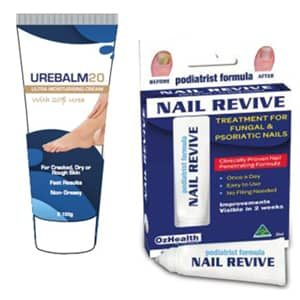 Nail & Skin Care OTC Products