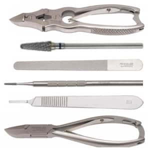 Podiatry Tools
